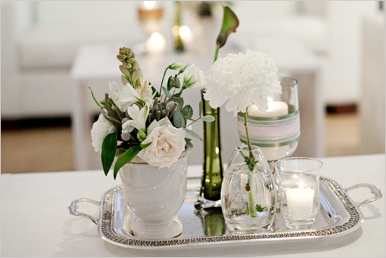 shabby chic wedding favor ideas