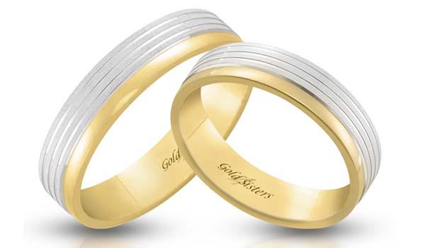 Fedi nuziali Quintanovia, la collezione Gold4Sisters