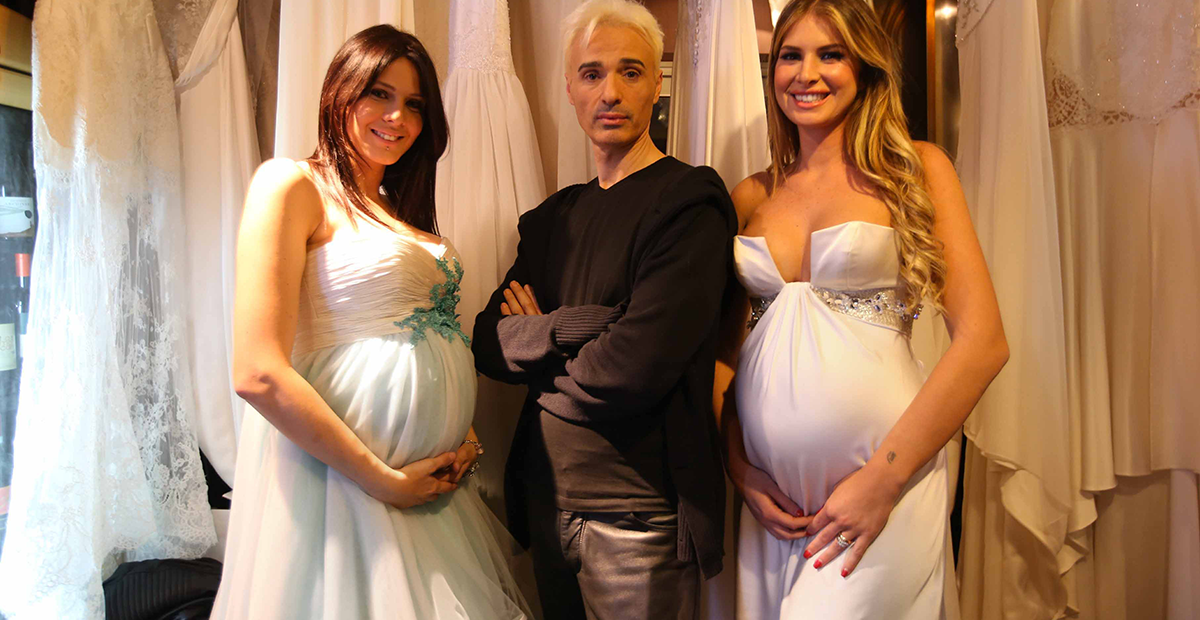Gianni Molaro e le spose incinte