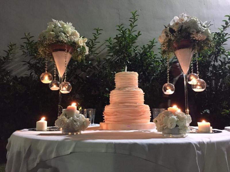 Claudia Covino - cake designer - torte nuziali