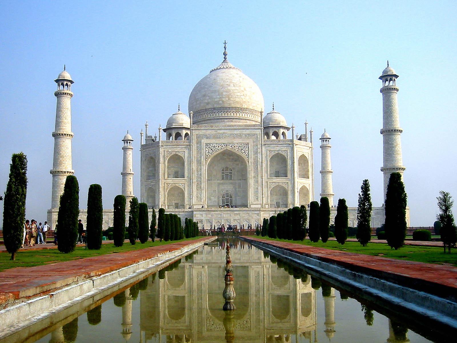 In India per la luna di miele - Taj Mahal
