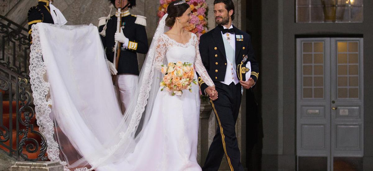 Matrimoni vip giugno 2015 - Carl Philip di Svezia e Sofia