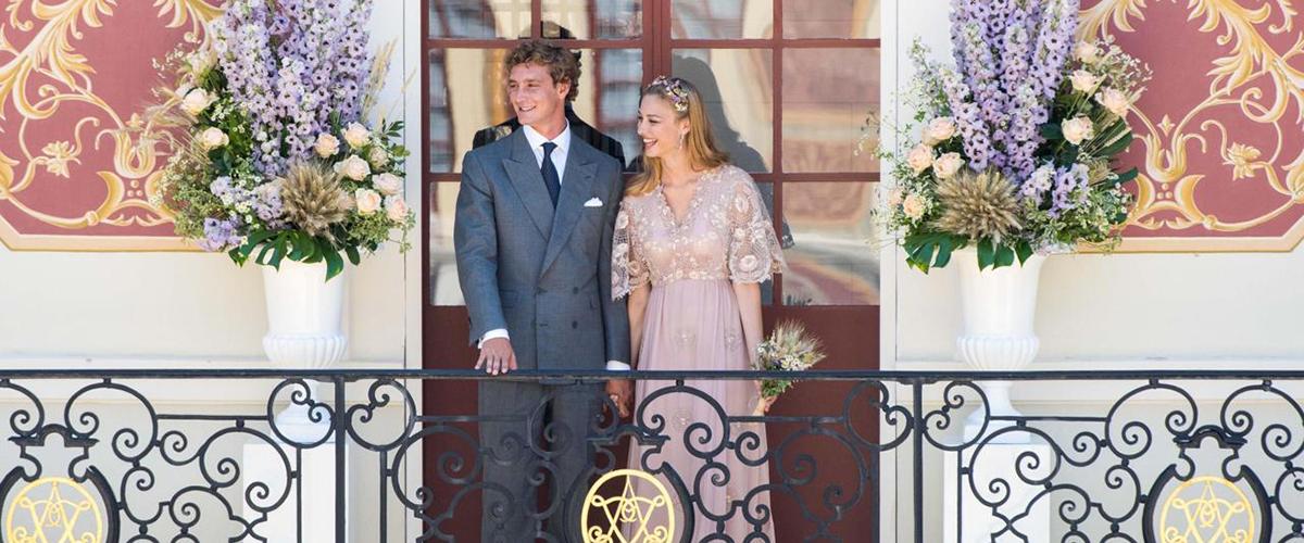 Matrimoni Vip Luglio 2015 - Pierre Casiraghi e Beatrice Borromeo