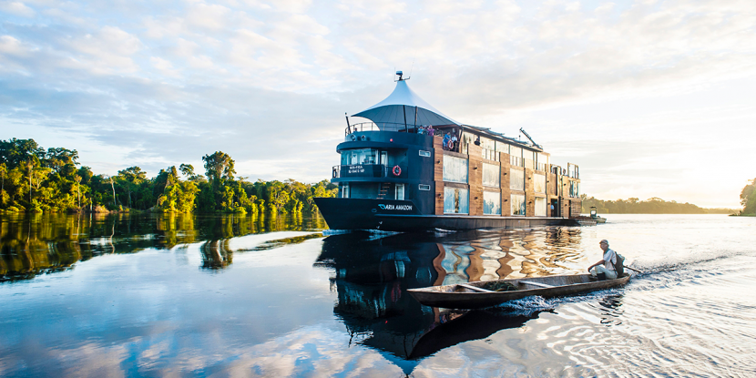 HONEYMOON ON THE RIVERS BY AQUA EXPEDITIONS
