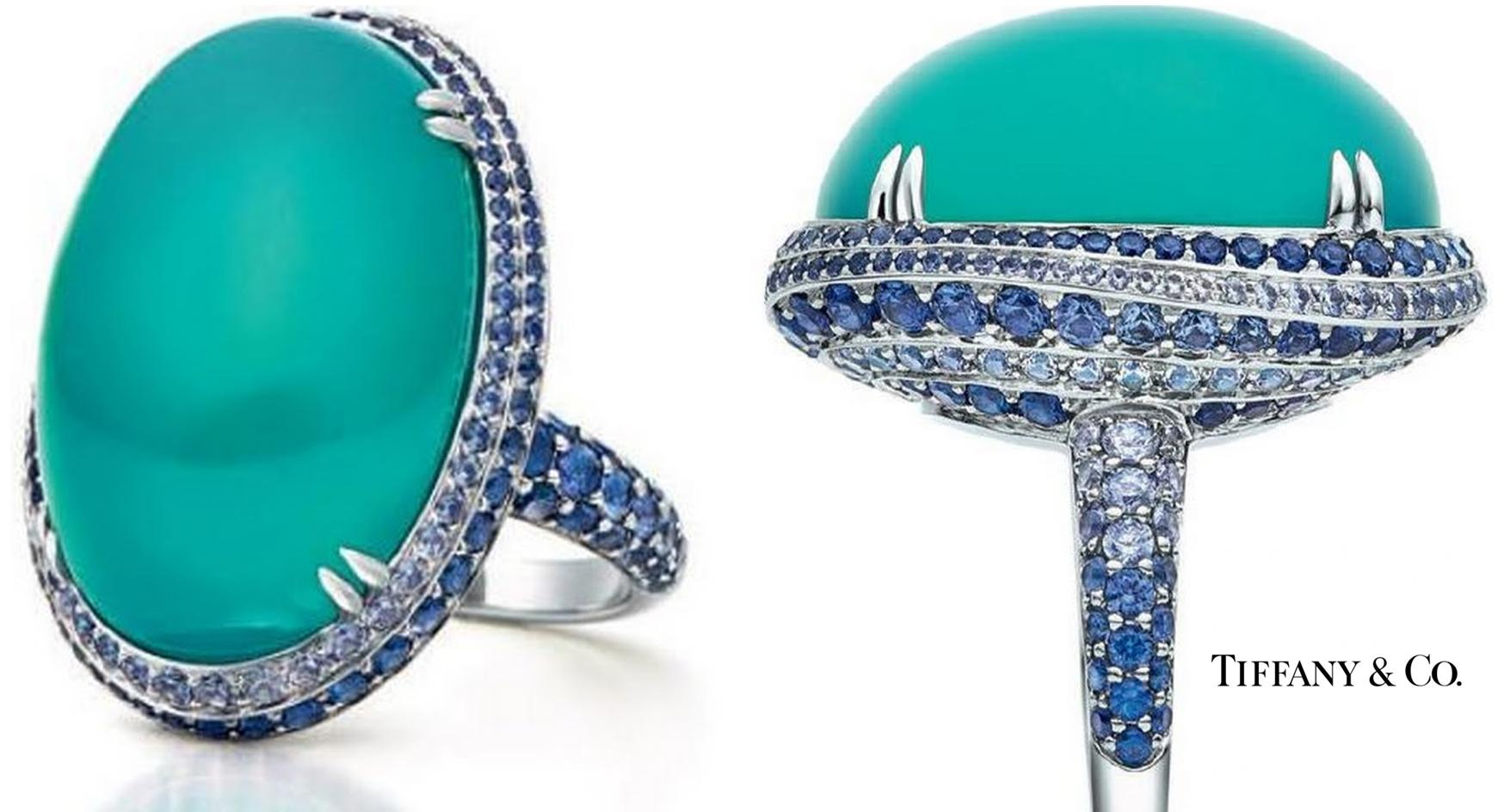 the art of the sea - gioielli tiffany & co.