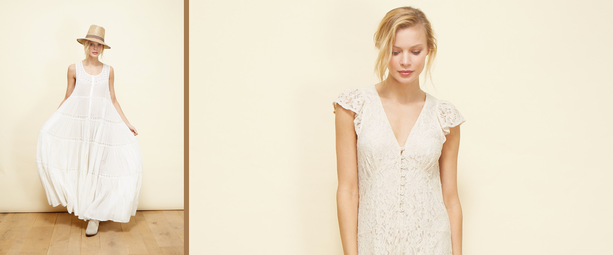 MES DEMOISELLES WEDDING CAPSULE COLLECTION