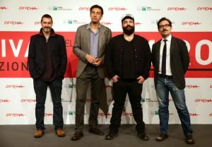 Cosimo Alema e Riccardo Brun - presentazione La Santa