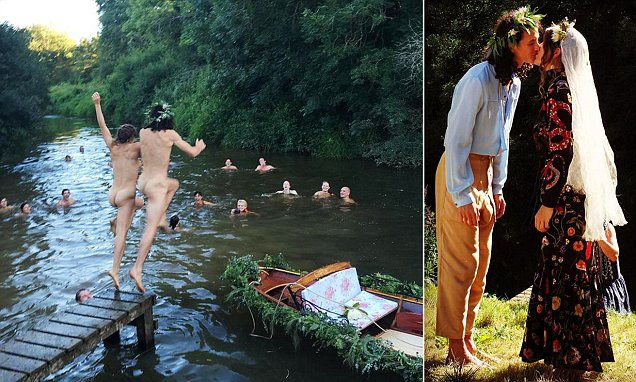 NAKED WEDDING: IL MATRIMONIO NUDO
