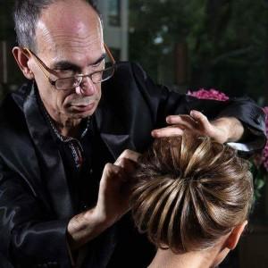 Chignon di Vincenzo Ciancilo - hair-stylist