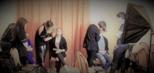 Backstage - Make-up Artestetica Progetto Formazione per Vincenzo Cianciolo