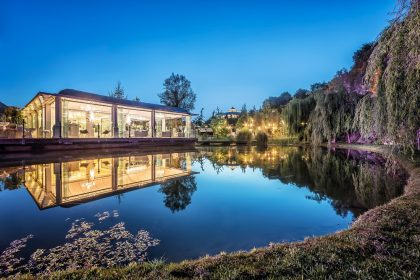 Villa Althea, una location mozzafiato per ricevimenti da favola