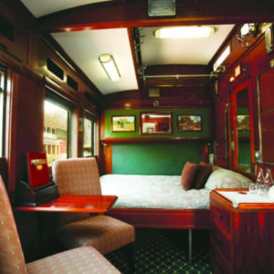 Cabina Shongololo Express