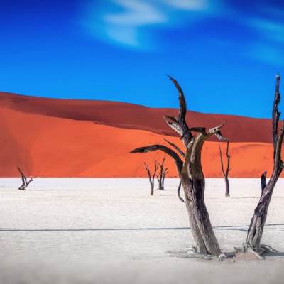 Viaggio di nozze all'avventura: Dune Express (Namibia Sossusvlei)