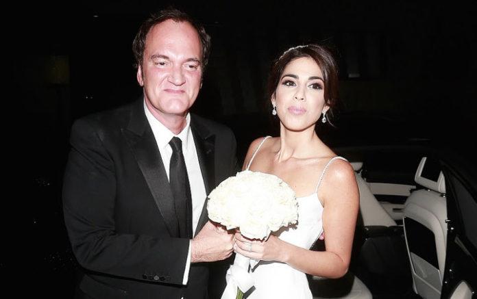Quentin Tarantino sposa Daniella Pick