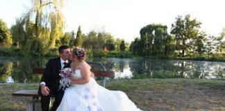 Abiti da sposa over size firmati Marinella Zazzera