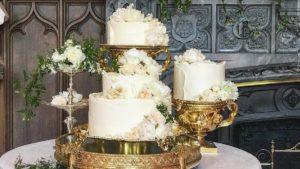 Torta Meghan&Harry - Violet
