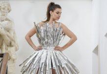 Il 18 Gennaio, a Napoli la sfilata Lux! Abiti di alluminio riciclato