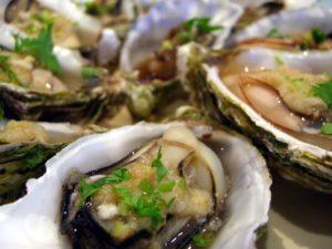 Ostriche, i consigli dello chef Anthony Hardy
