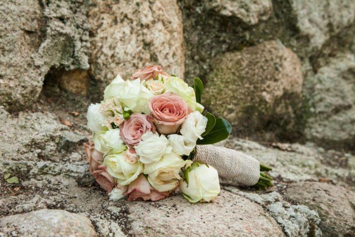 bouquet sposa fai da te e incantevole