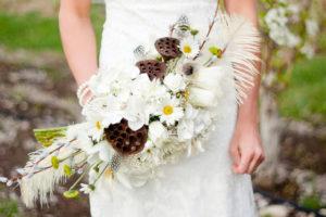 Bouquet sposa strange