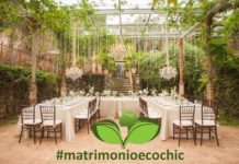 Addobbi e decorazioni matrimonio eco chic
