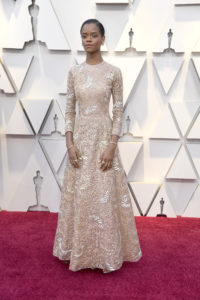 Letita Wright - Dior Haute Couture