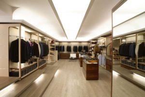 Vannucci - boutique di Galleria San Babila a Milano