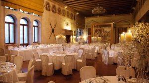Ricevimento matrimonio CastelBrando - sala 1