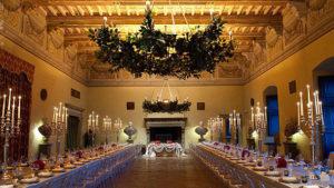 Ricevimento matrimonio Castello Orsini Odescalchi di Bracciano