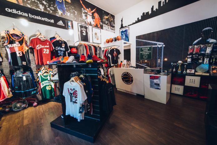 Rucker Park basketball store a Milano