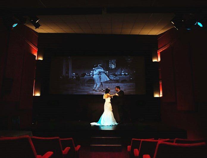 Animazione matrimonio a tema cinema