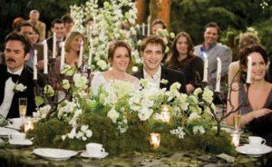 Breaking Dawn allestimenti matrimonio 1
