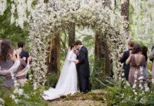 Breaking Dawn - allestimenti matrimonio a tema