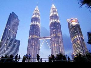 Viaggio di nozze in Malesia - Kuala Lumpur Petronas