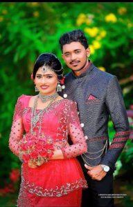 Sajith e Iresha - la cerimonia cristiana