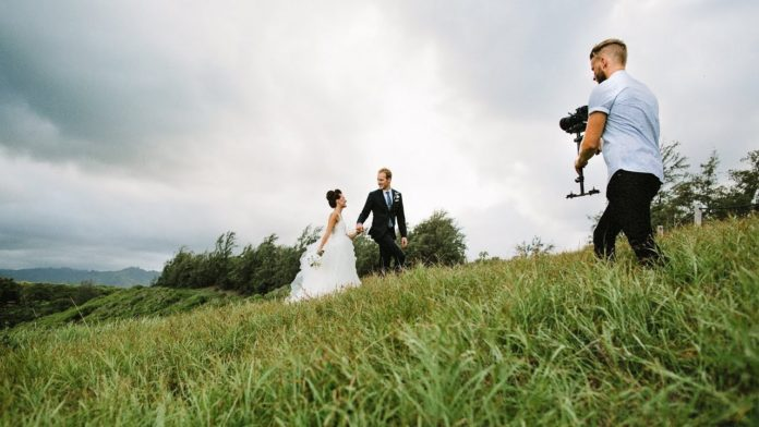 5 stili principali per il video del matrimonio