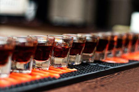 Open Bar Matrimonio - Fireball Shot