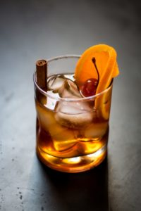Old Fashioned cocktail di nozze