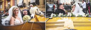 decorazioni auto cerimonia - ph. Alfredo Filosa