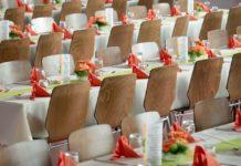 Come organizzare i tavoli di un matrimonio
