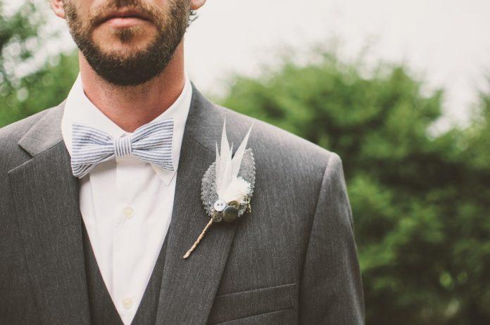 Abito sposo da matrimonio