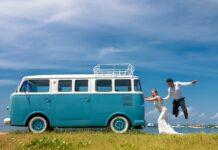 Mezzi di trasporto per sposarsi