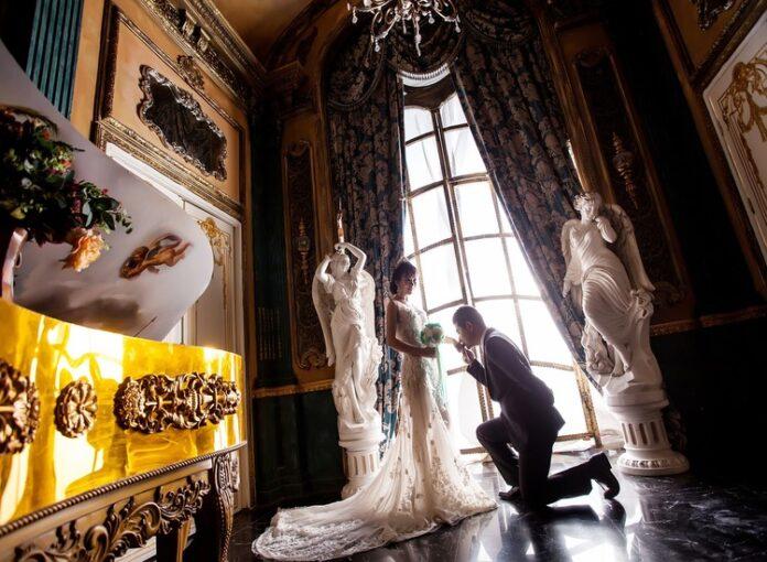 Come organizzare un matrimonio in casa